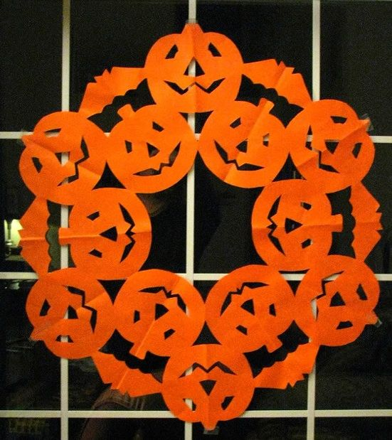 Halloween Addict Five Scary Snowflake Patterns Paper Perfect