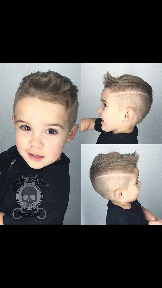 ***Boy Hair Styles***