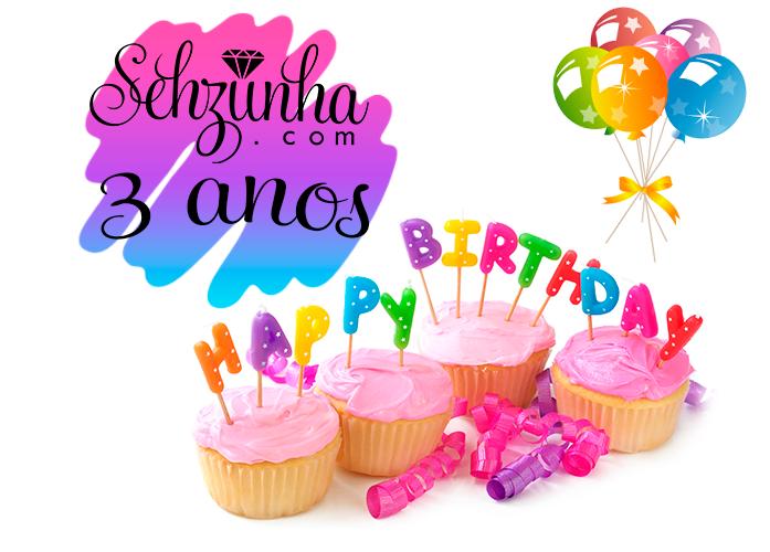 Vem conferir o especial de 3 anos do blog da linda Sehziinha <3' Espero que goste, beijo beijo.