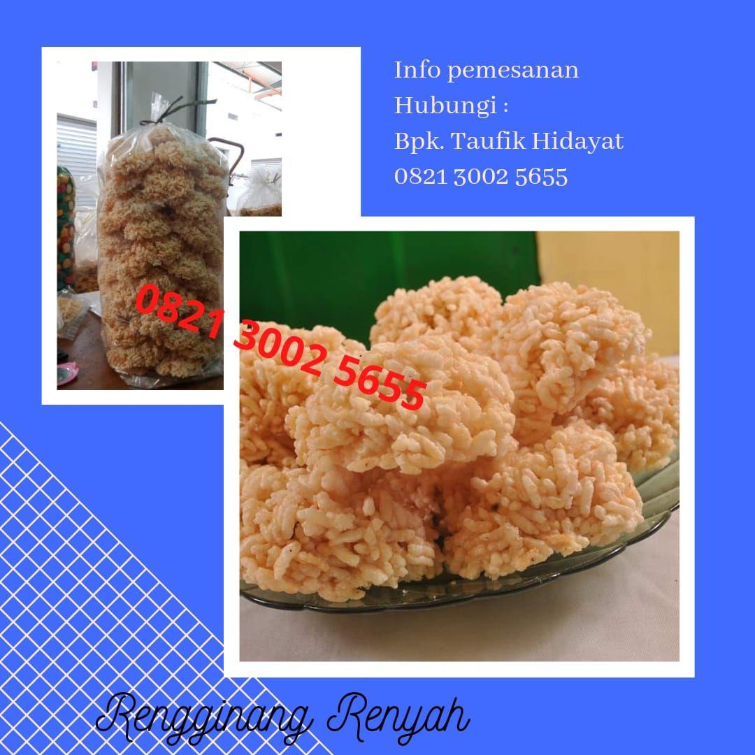 0821 3002 5655 Rengginang Renyah Rengginang Kecamatan Ponrang Selatan Di 2020 Makanan Kue Kering Beras Ketan