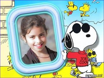 Snoopy | Fotomontajes y Efectos Online para tus fotos.