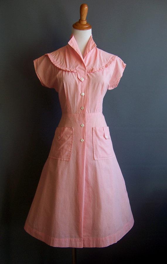 Fantástico Vestidos De Cóctel 1940 Friso - Colección del Vestido de ...
