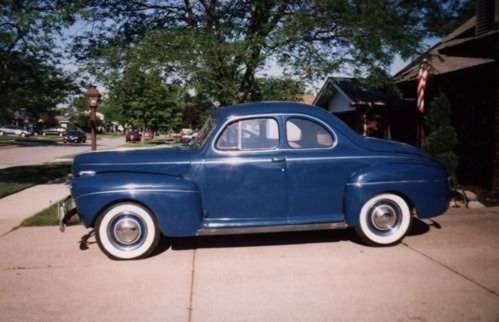 1941 Ford Opera Coupe