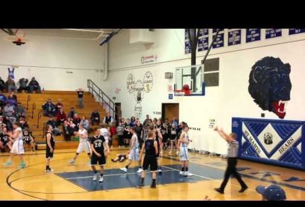This Kid Has The Right To Die Inside After His Buzzer