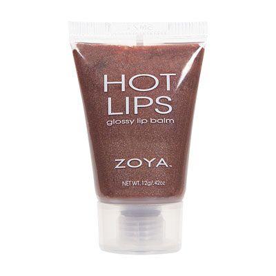 Zoya Hot Lips Lip Gloss In Destiny Hot Lips Lip Gloss Glossier