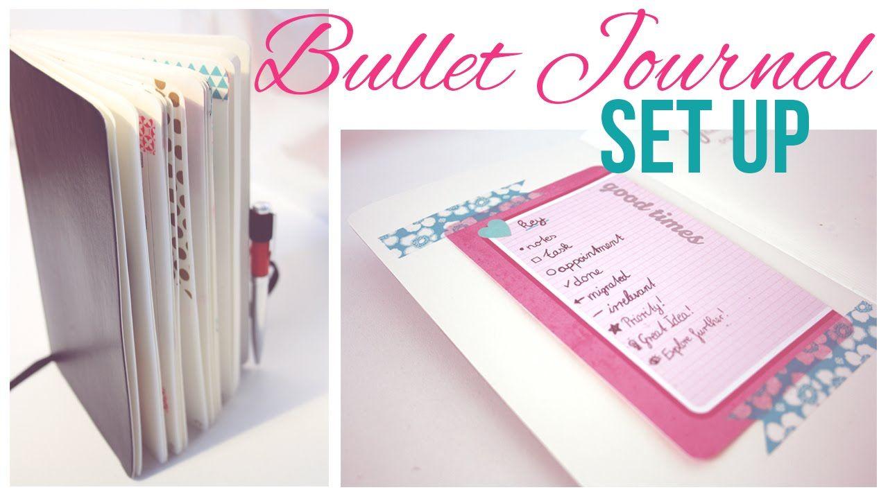 bullet journal set up deutsch filofax pinterest kreativ tagebuch tagebuch und kalender. Black Bedroom Furniture Sets. Home Design Ideas