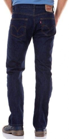 1b67020f Levi's® 501® Denim Jeans Onewash Indigo in 2019 | NCIS | Denim jeans ...