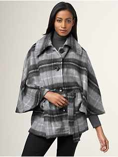 So want a capelet for this winter season.