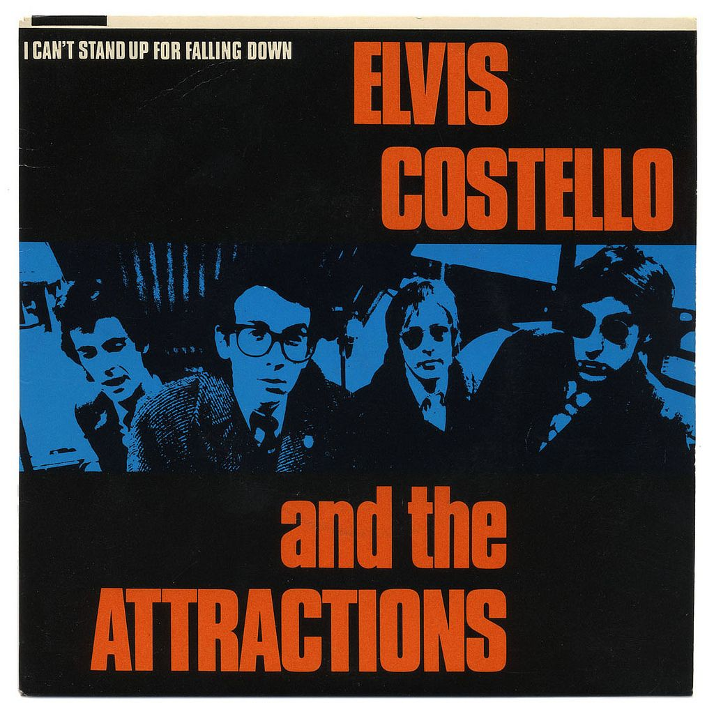 I Can't Stand Up For Falling Down, Elvis Costello