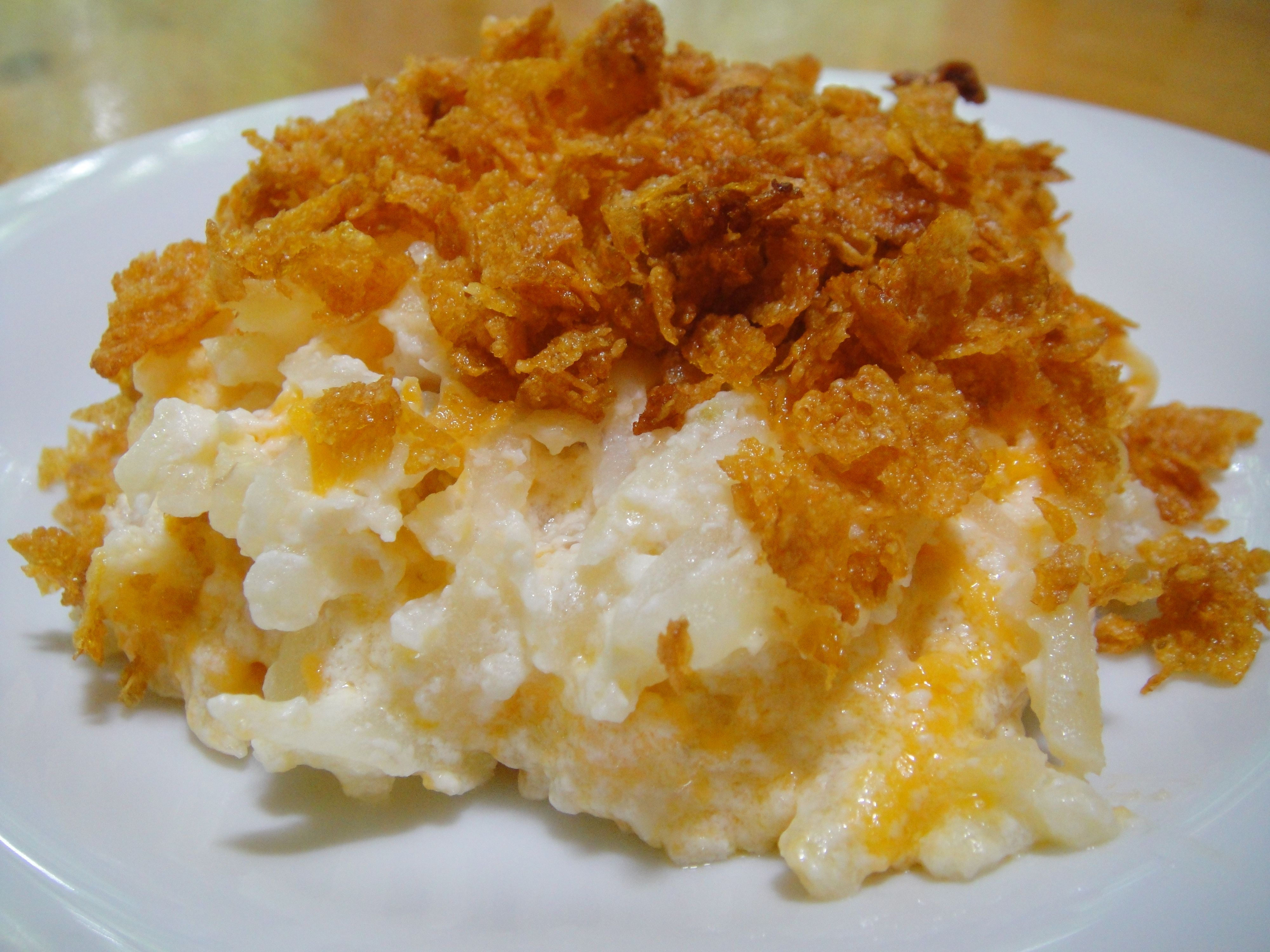 Hash Brown Casserole Recipes Food Brown Casserole