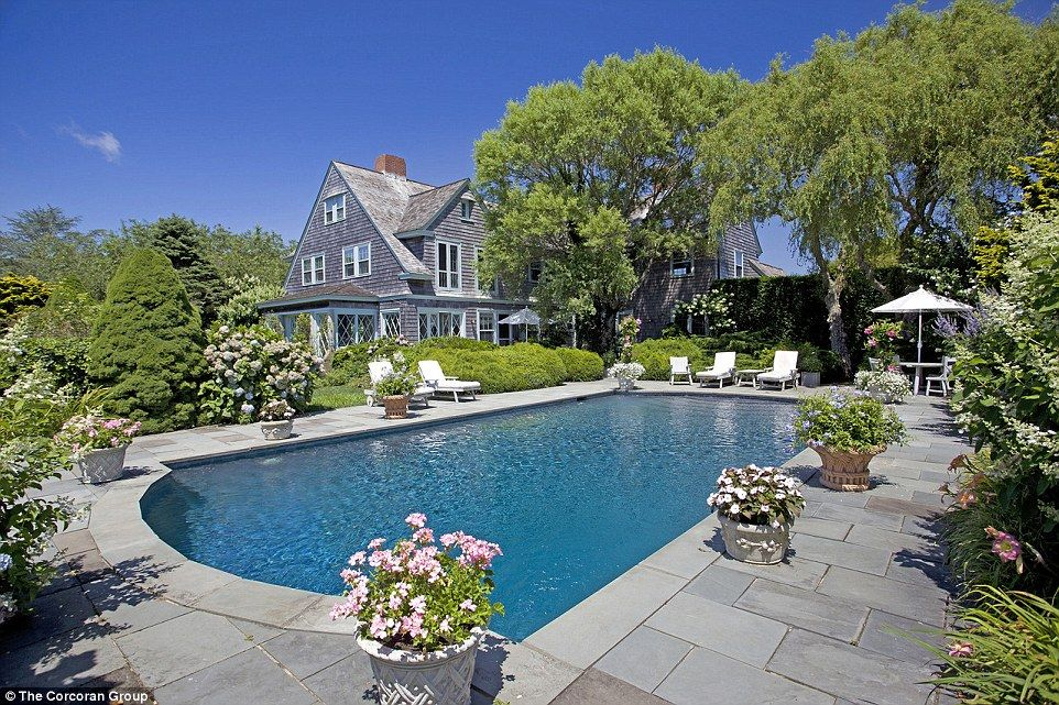 The East Hampton residence was the subject of a documentary, HBO movie and Broadway musica...