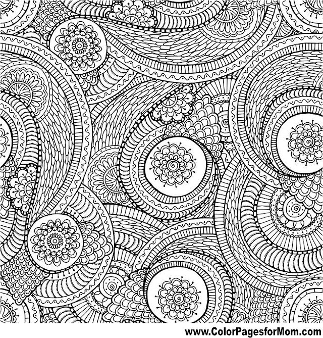 Doodles Coloring Page 99