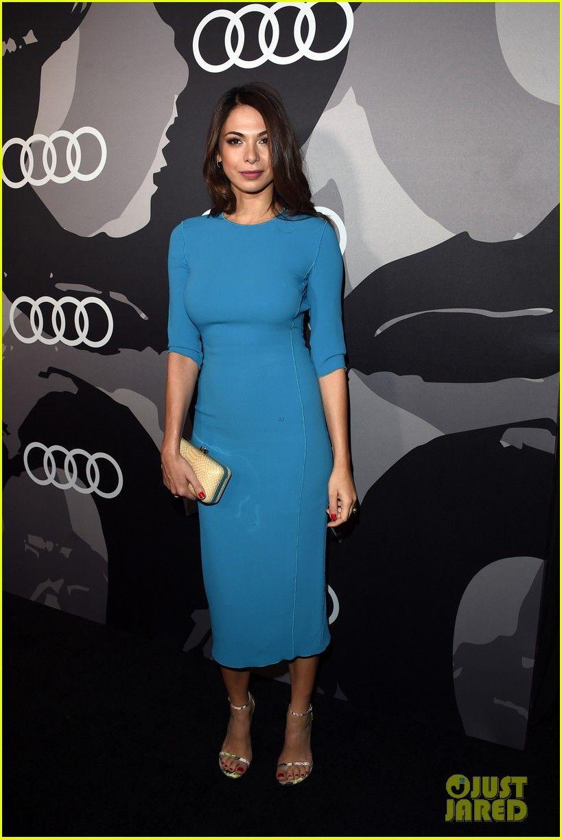 moran atias Pre-Golden Globes Party 2015 | Fashion Trends ...