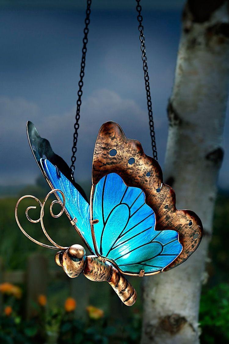 Solar Schmetterlinge Bella 2er Set Bestellen Weltbild De Solar Schmetterling Deko