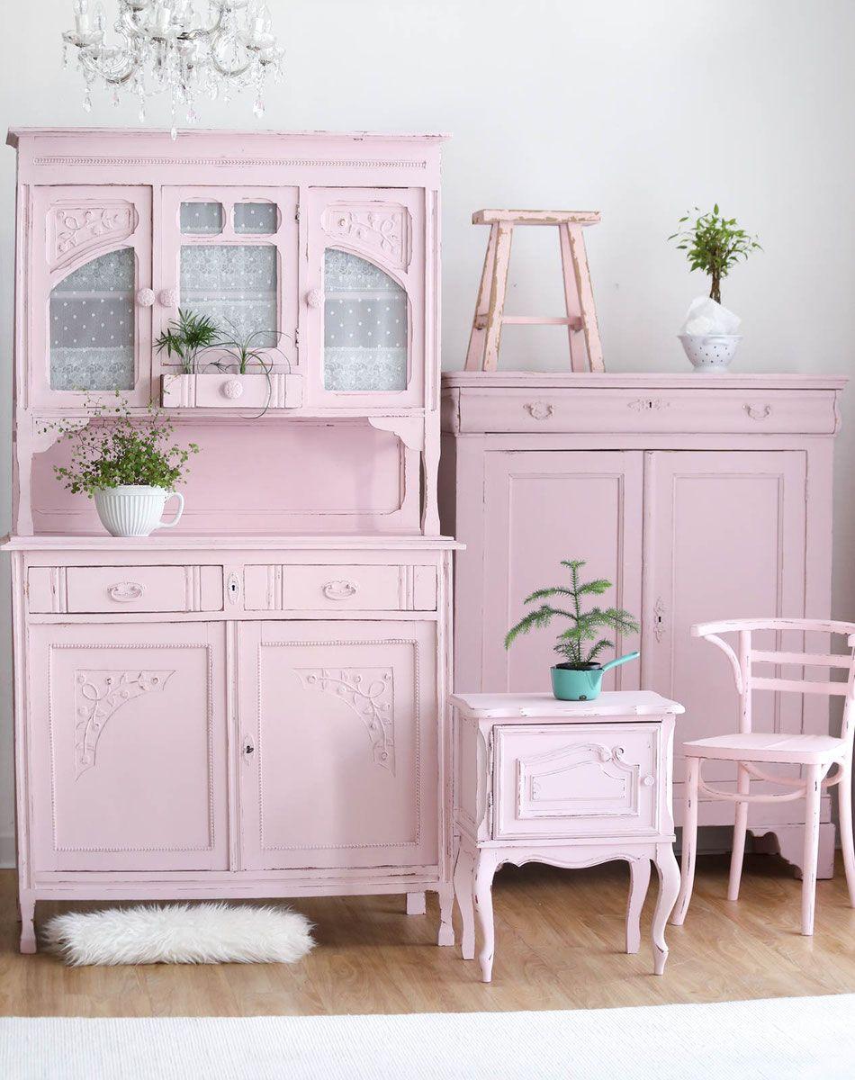 kueche im shabby chic streichen shabby chic k che aus. Black Bedroom Furniture Sets. Home Design Ideas