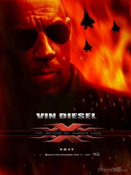 Phim Điệp Viên xXx 3: Sự Trở Lại Của Xander Cage