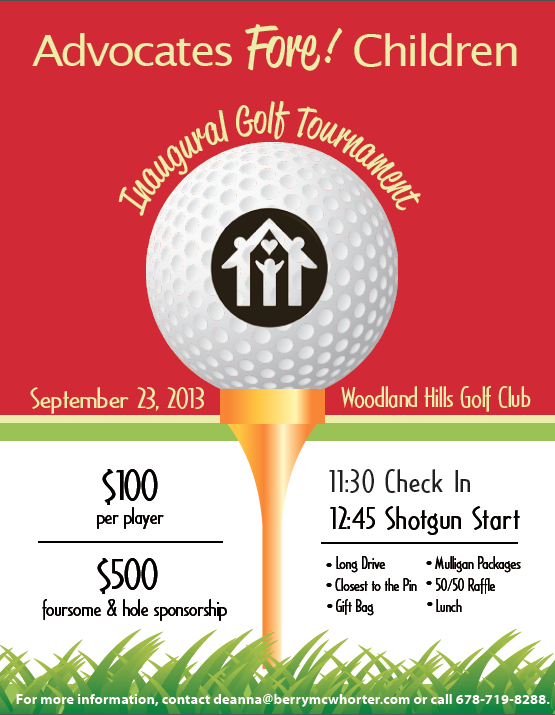 Constant Contact Web Page Expired Golf Tournament Event Promotion Email Marketing Campaign