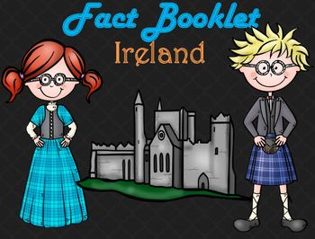 This fact booklet on Ireland is a great resource to use for a research project on countries around the world/Europe with your pre-k/kindergarten class. Included in this product is a black and white informational book about Ireland that can be used for independent reading as well as for guided reading groups.