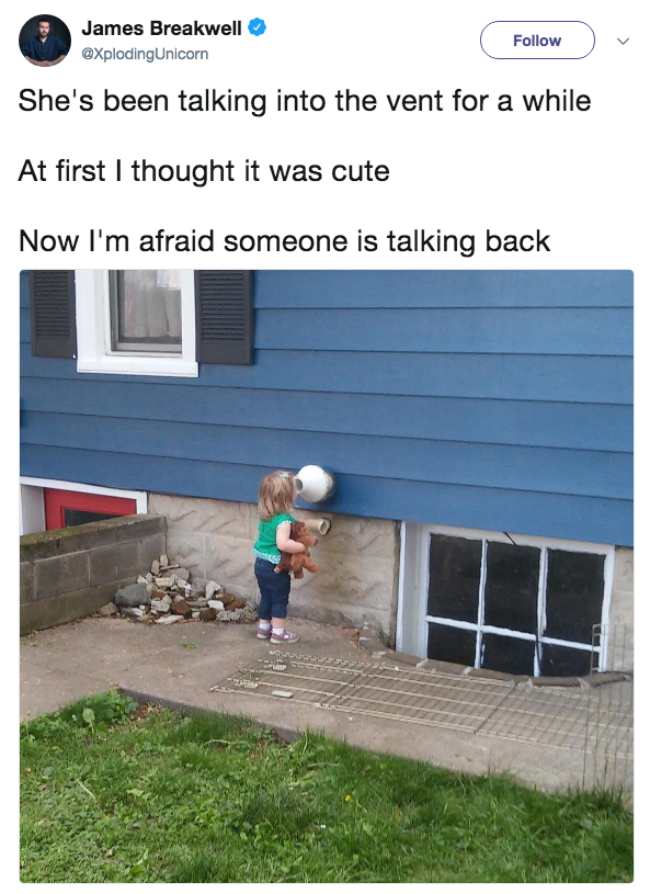 "Best Funny Kids 18 Tweets That Prove Kids Are Hilarious, Weird, And Random As Hell ""My nephew refused to wear socks because they were puppet bodies."" 3"