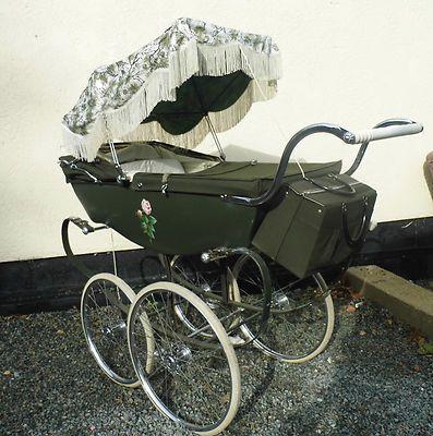 Pin By C 233 Cile On Landaux Vintage Stroller Vintage Pram