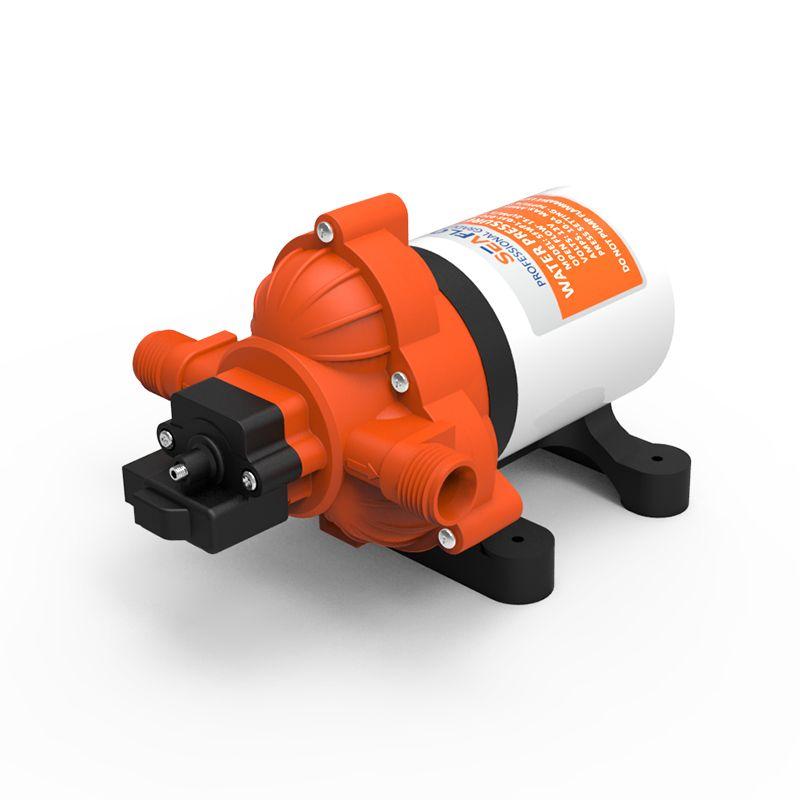 New Diaphragm Low Pressure Water Pump 12v 45psi 3 0 Gpm Seaflo Marine Water Pump Caravan Boat Water Pumps Water Pressure Pump Water Pump System