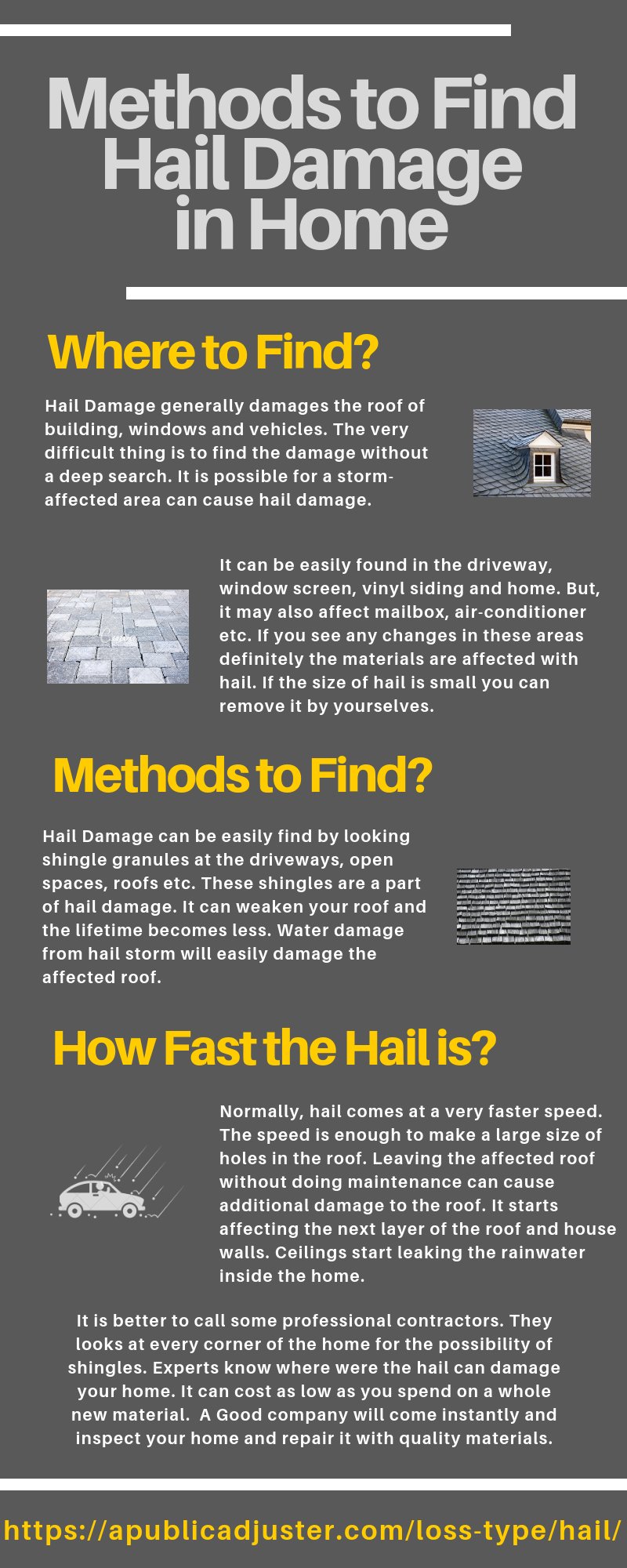Methods To Find Hail Damage In Home Vero Beach Fl Vero Beach Hail