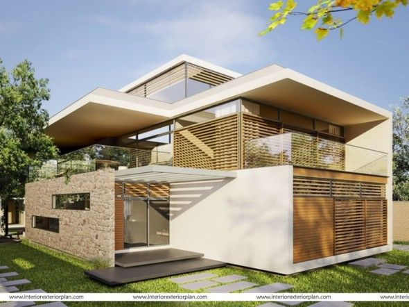 2nd Floor Balcony Small House Design Simple Modern House Exterior House Outside Design