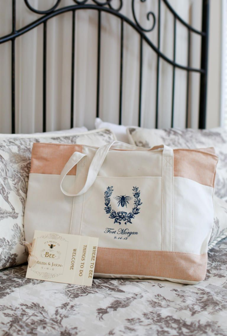 Our Favorite Wedding Welcome Bag Ideas Bag Weddings And Wedding