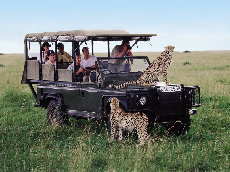 Five Myths About Travel To Africa With Images Kenya Safari