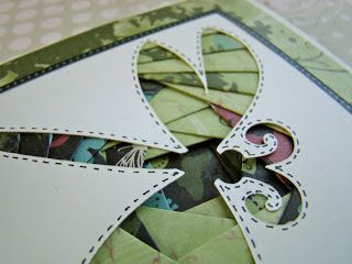 CTMH | Scrapbook Snippets: Dragonfly Mother's Day Card