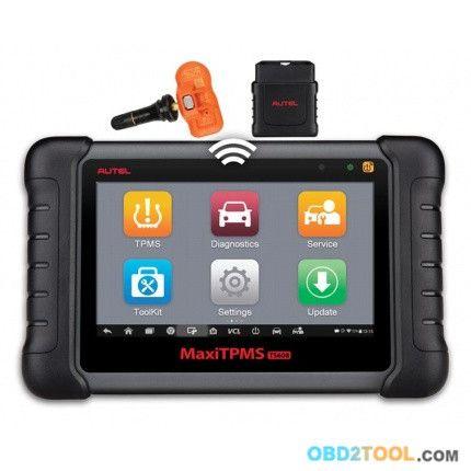 Autel MaxiTPMS TS608 TPMS Diagnostic and Service Tool ...