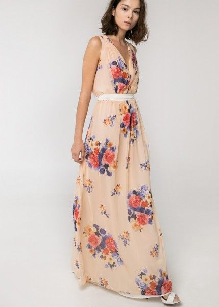 Vestidos largos gasa baratos