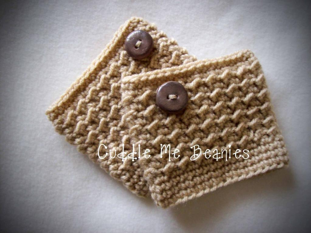 Exelent Boot Cuff Crochet Patterns Gallery Blanket Knitting