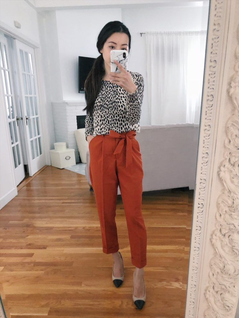 Flattering Pant Styles to Try This Spring - Extra Petite