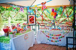 Muppet Show Birthday - Rainbow /Muppets