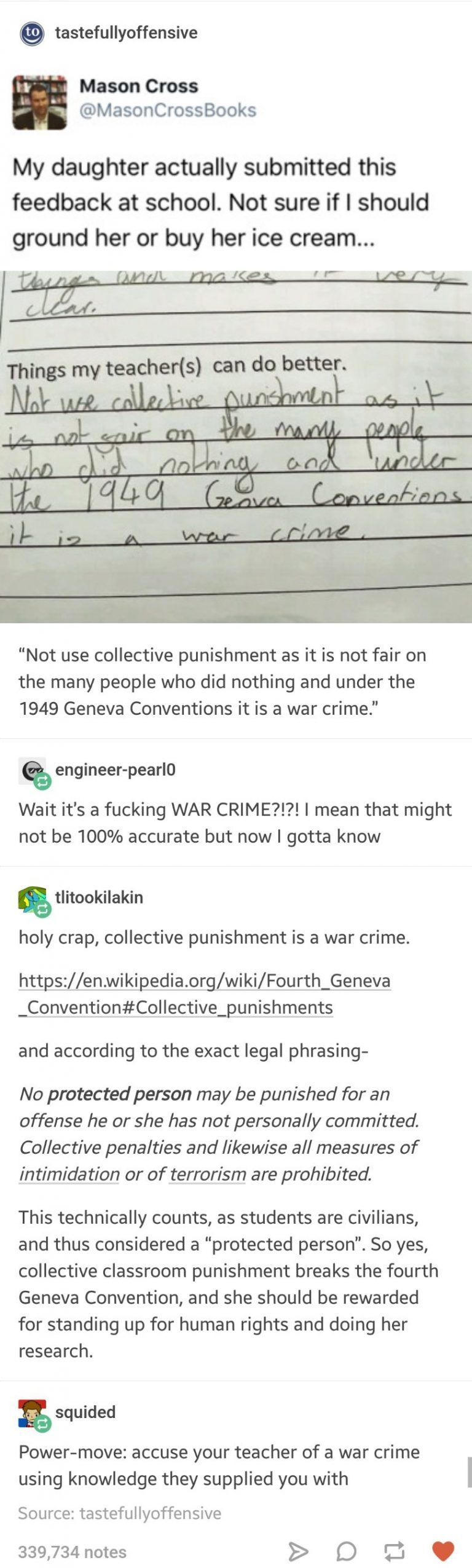 Teachers Can Be War Criminals Lolsnaps Funny Pictures Tumblr Funny Funny Memes