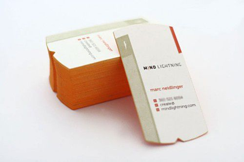 Custom Cut Business Cards Crdna Printing Design Businesscard Branding