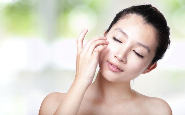 Картинки по запросу asian woman skin care