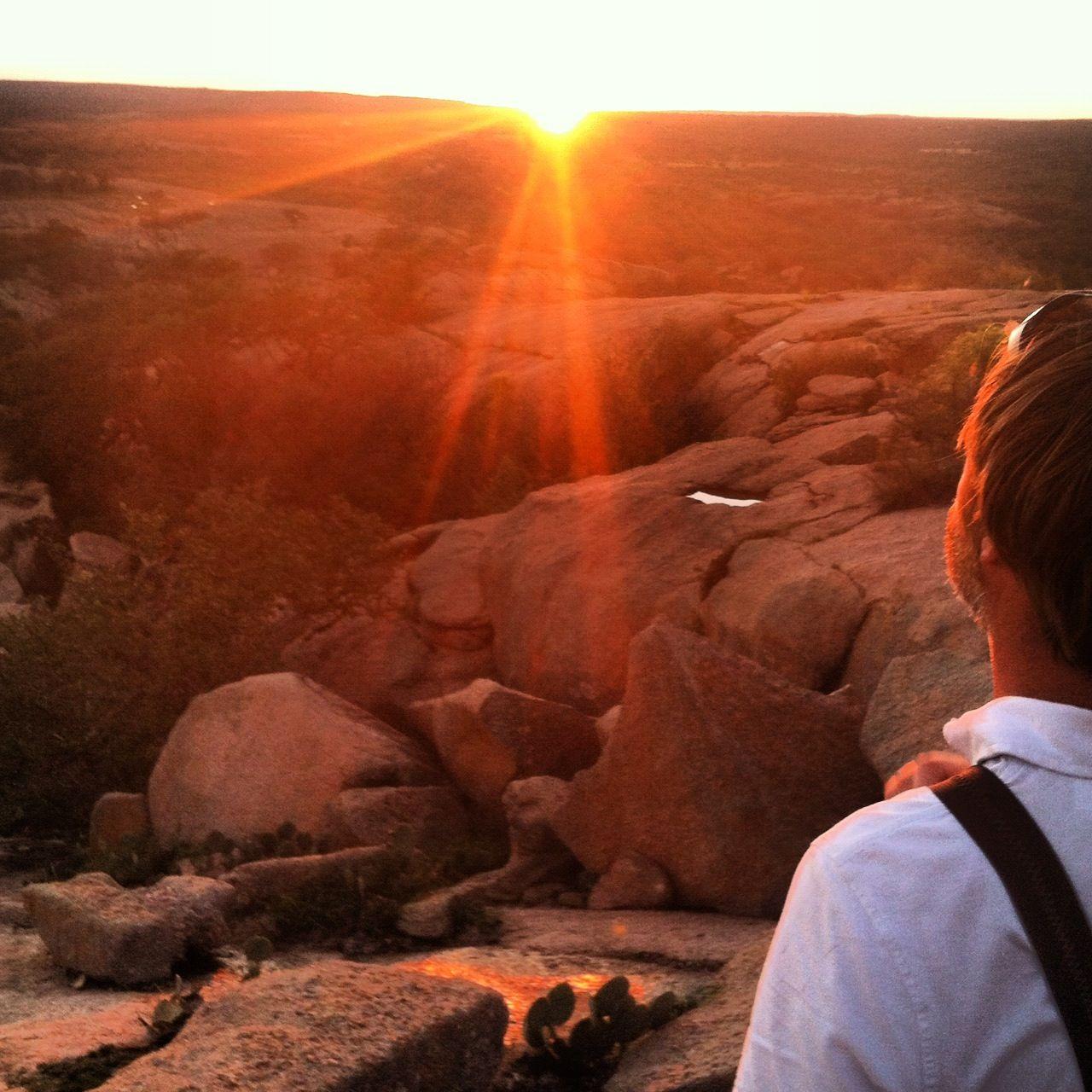 Enchanted Rock State Natural Area in Fredericksburg, TX ...