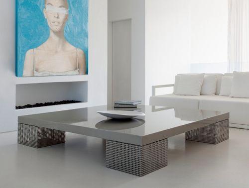 Mesh Coffee Table by Baltus