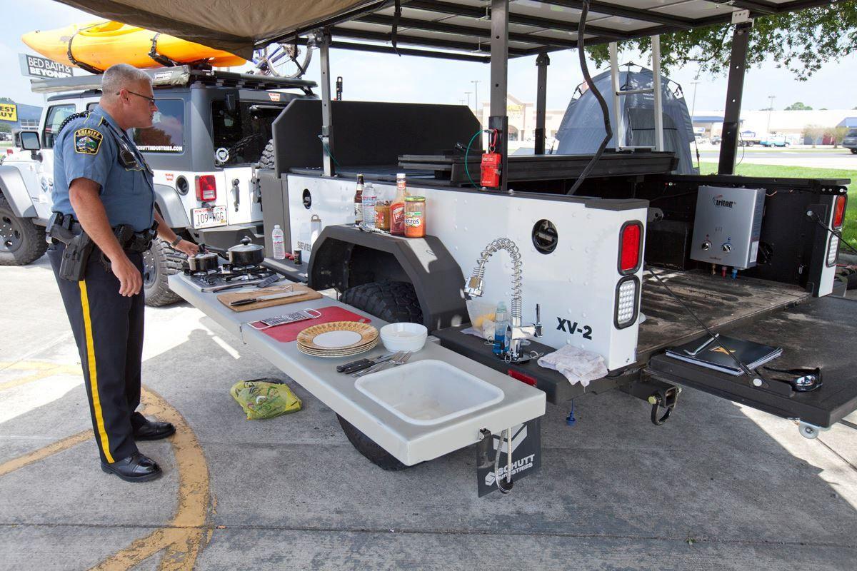 Xventure camp kitchen | Camper trailers, Diy camper ...