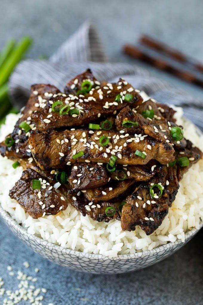 Beef Bulgogi Recipe | Korean BBQ #beef #koreanfood # ...