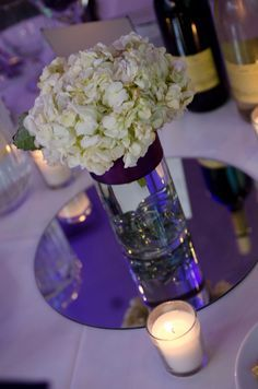 Country Fish Centerpieces Wedding