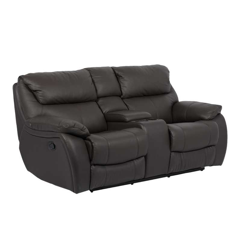 2 Seater Leather Recliner Sofa Leather Reclining Sofa 2 Seater