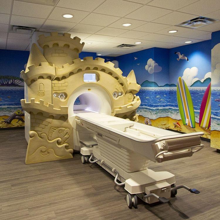 The Work Design Medico Arquitetura Hospitalar Ressonancia Magnetica