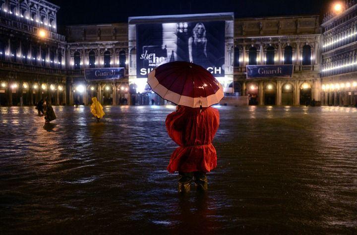 Top 13 ideas about Venice on Pinterest | The block, Ice ... |Venice Flooding October 2012
