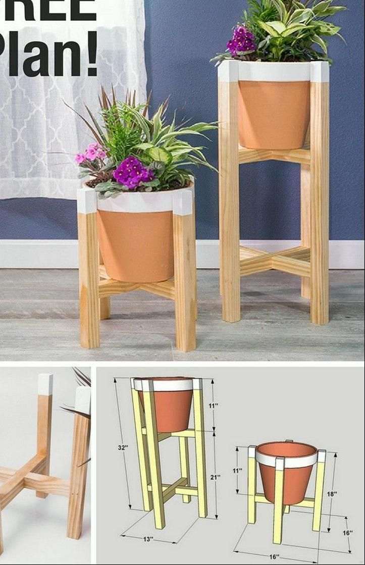 25 Easy DIY Wood Projects For Beginners