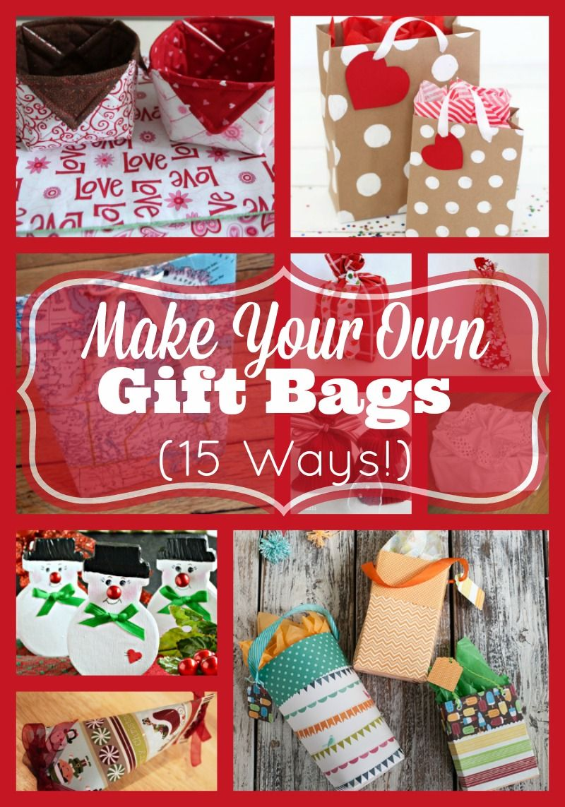 Ways to decorate gift bags - Tweet This Time Of Year I Am Trying To Pinch Every Penny So I Wanted Decorated Gift Bagsxmas