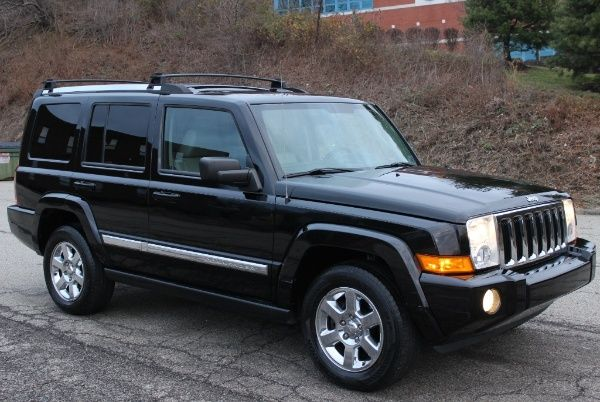 For Sale On Bestride Com A Used Black 2007 Jeep Commander Limited Edition For 14 900 1j8hg58p77c623369 Jeep Commander Jeep Used Jeep