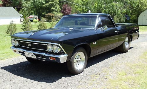 1966 ELCAMINO 468/550HP | need to get for         | Vintage